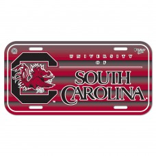 South Carolina University of License Plate