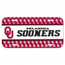 Oklahoma University of Sooners License Plate