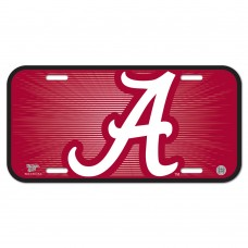Alabama University of License Plate