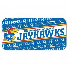 Kansas University of License Plate