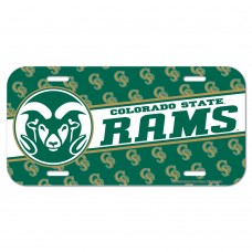 Colorado State License Plate