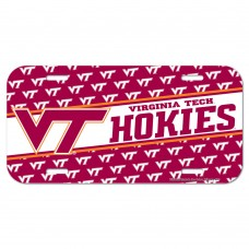Virginia Tech License Plate