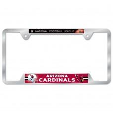 Arizona Cardinals Metal License Plate Frame