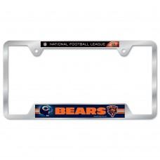 Chicago Bears Metal License Plate Frame