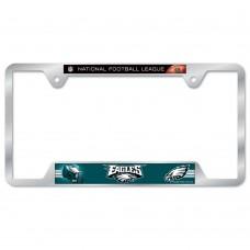 Philadelphia Eagles Metal License Plate Frame