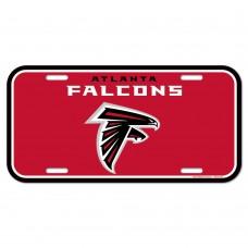 Atlanta Falcons License Plate