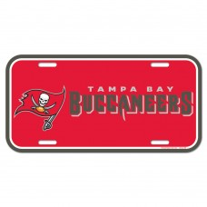 Tampa Bay Buccaneers License Plate