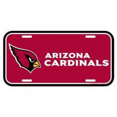 Arizona Cardinals License Plate