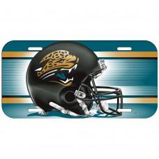 Jacksonville Jaguars Helmet License Plate