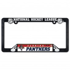 Florida Panthers License Plate Frame