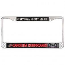 Carolina Hurricanes Metal License Plate Frame