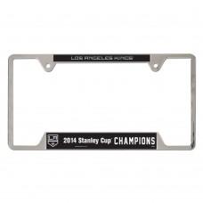Los Angeles Kings Metal License Plate Frame