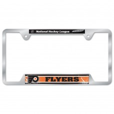 Philadelphia Flyers Metal License Plate Frame