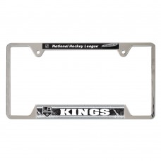 Los Angeles Kings Metal License Plate Frame