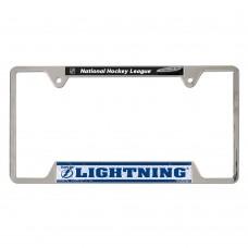 Tampa Bay Lightning Metal License Plate Frame