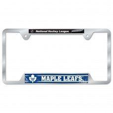 Toronto Maple Leafs Metal License Plate Frame