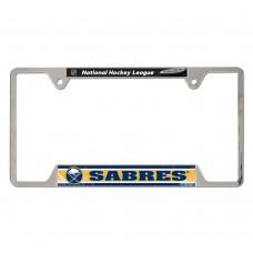 Buffalo Sabres Metal License Plate Frame