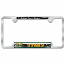 Dallas Stars Metal License Plate Frame