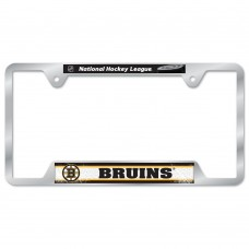 Boston Bruins Metal License Plate Frame