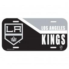 Los Angeles Kings License Plate