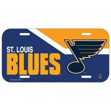 St. Louis Blues License Plate