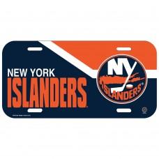 New York Islanders License Plate