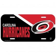 Carolina Hurricanes License Plate