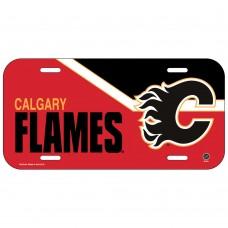 Calgary Flames License Plate