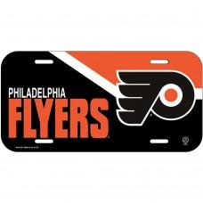 Philadelphia Flyers License Plate