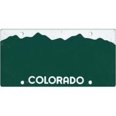 Colorado State Replica Plate