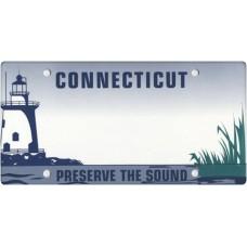 Connecticut State Replica Plate