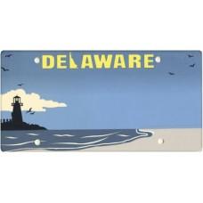 Delaware State Replica Plate