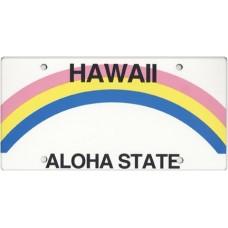 Hawaii State Replica Plate