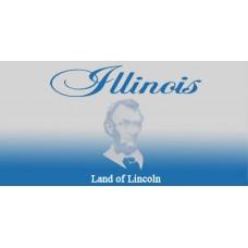 Illinois State Replica Plate