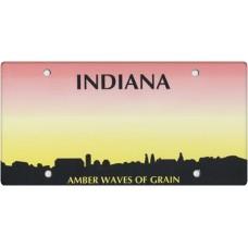 Indiana State Replica Plate