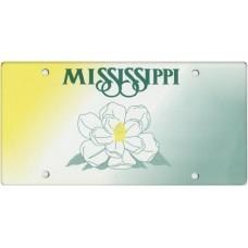 Mississippi State Replica Plate