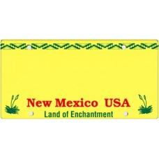 New Mexico State Replica Plate
