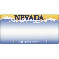 Nevada State Replica Plate