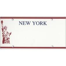 New York State Replica Plate