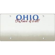 Ohio State Replica Plate
