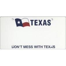 Texas State Replica Plate