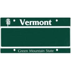 Vermont State Replica Plate