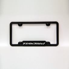 Fear This License Plate Frame