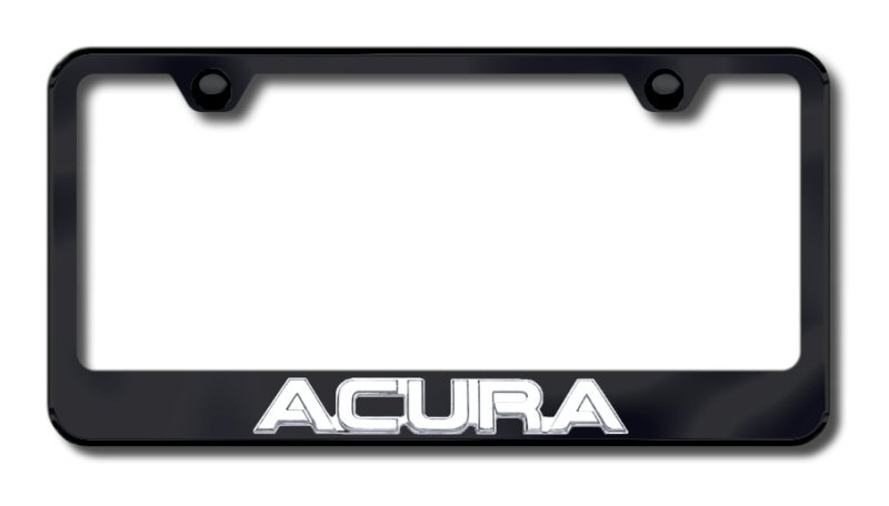 Customize Car Logos License Plate Frames by Auto Plates