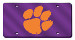 Clemson Tigers License Plates