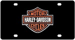 Harley Davidson License Plates