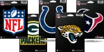 NFL Stickers and Magnets