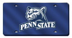 Penn State Nittany Lions License Plates