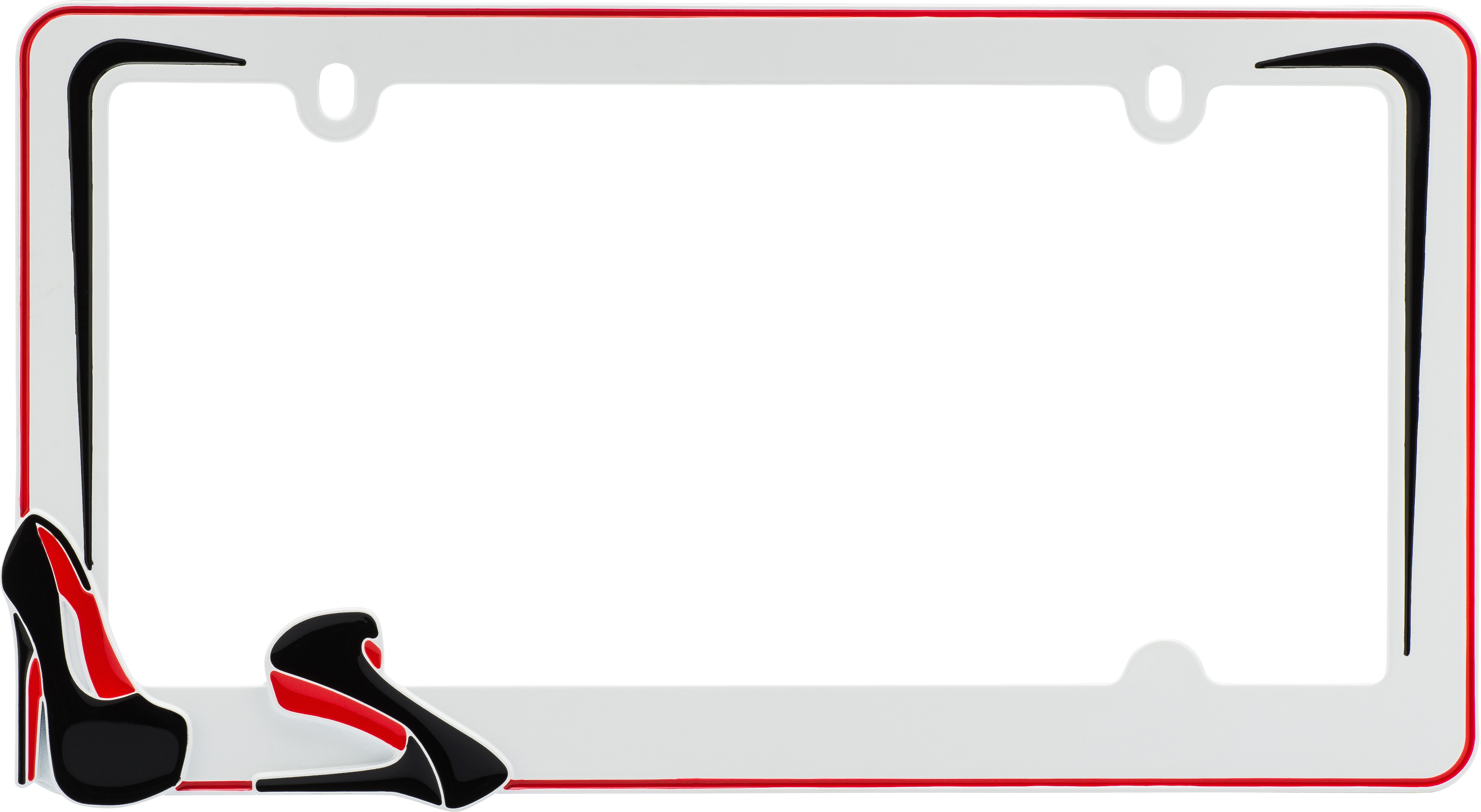 Customize Designer License Plate Frames by Auto Plates