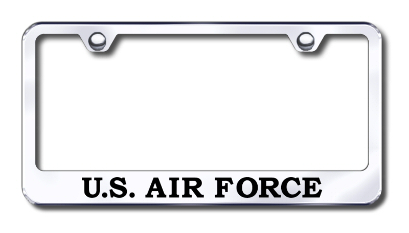 Customize Military License Plate Frames by Auto Plates